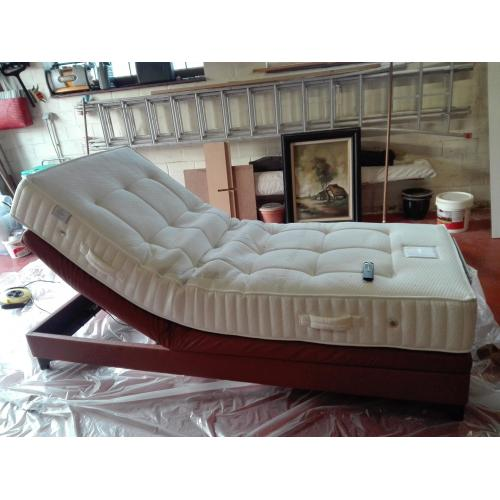 Luxe 1 persoons Boxspring