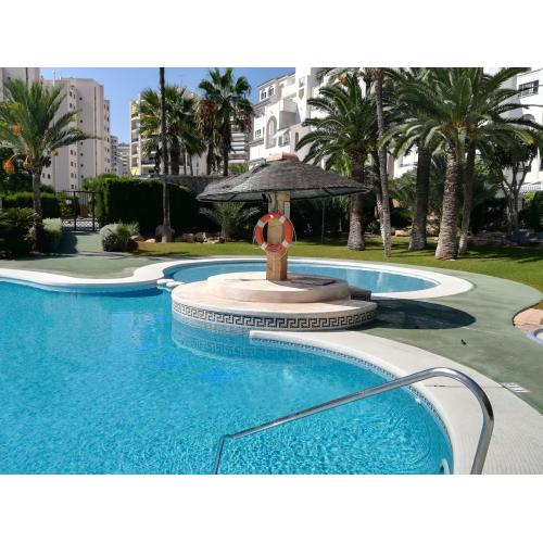 Te huur appartement (4 pers) in Cala FINESTRAT/Benidorm Costa Blanca