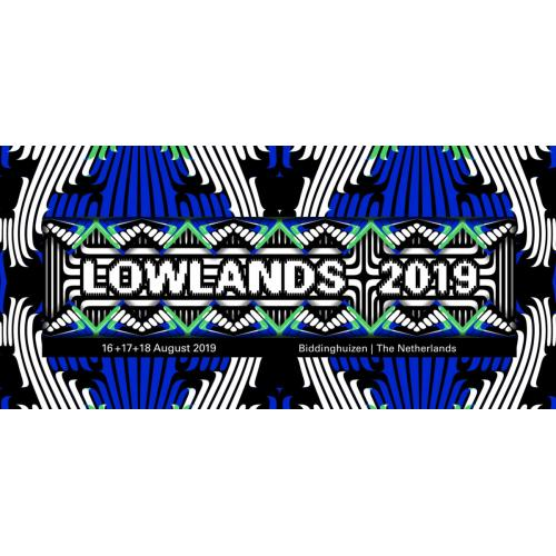 2x Lowlands 2019 tickets